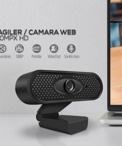 cámaras web Agiler